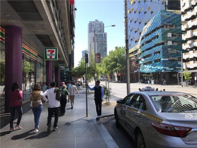 メルボルン スカイバス SFC 修行 ANA スターアライアンス オーストラリア メルボルン