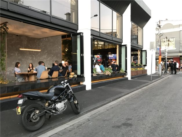 SFC 修行 ANA スターアライアンス オーストラリア メルボルン TOORAK